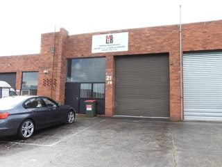 FOR LEASE - Industrial - 11/21 Capella Crescent, Moorabbin, VIC 3189
