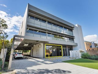FOR LEASE - Retail | Offices - Ground Floor,4 Riseley Street, Applecross, WA 6153