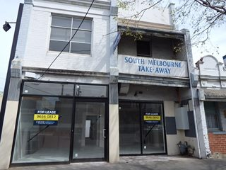 FOR LEASE - Retail | Offices | Showrooms - 130 Montague Street, South Melbourne, VIC 3205