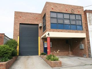FOR LEASE - Industrial | Showrooms | Offices - 4 Pemberton Street, Botany, NSW 2019