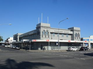 FOR LEASE - Offices | Medical | Retail - 44 - 52 William Street, Lease G Normanby House, Rockhampton City, QLD 4700