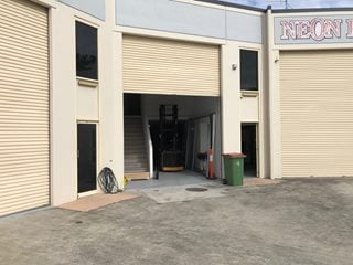 LEASED - Industrial - 5/4 Transport Place, Molendinar, QLD 4214