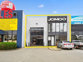 FOR LEASE - Retail | Industrial | Showrooms - 2/2-6 Yiannis Court, Springvale, VIC 3171