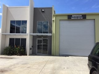 FOR LEASE - Industrial - 34/75 Waterway Drive, Coomera, QLD 4209
