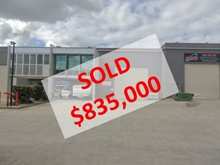 SOLD - Industrial | Industrial - 3/22 Mavis Court, Ormeau, QLD 4208