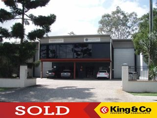 SOLD - Offices | Industrial - 34 Walker Street, Tennyson, QLD 4105