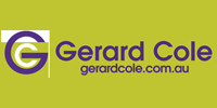 Gerard Cole Property agency logo