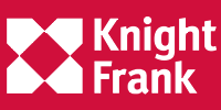 Knight Frank Melbourne agency logo