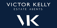 Victor Kelly Estate Agents agency logo